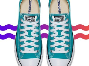 Treat yourself with up to 50% off Converse Sneakers and free shipping