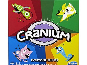 Think outside the box on Family Game Night with Cranium for $11