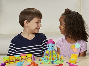 This $12 Cranky the Octopus Play-Doh set will entertain your kids