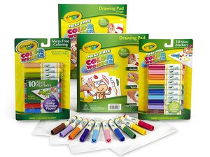 Egg-cite your little ones on Easter with up to 40% off Crayola