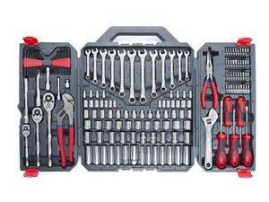 Always have the right tool for the job with this $85 Apex Crescent Mechanics tool set