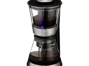 Cuisinart's Automatic Cold Brew Coffeemaker is down to $50 right now
