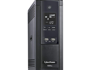 Prepare for power outages with this CyberPower 1500VA UPS at a new low price