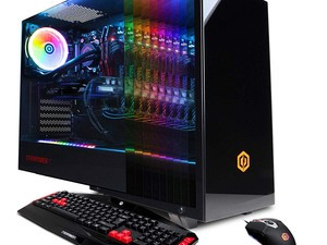 Upgrade your gaming rig and save up to $400 on a pre-built machine right now