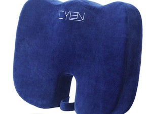 Be kind to your behind with this $14 Cylen Memory Foam Seat Cushion