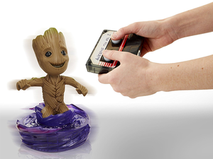 This dancing Rock N Roll Groot RC toy is down to just $14