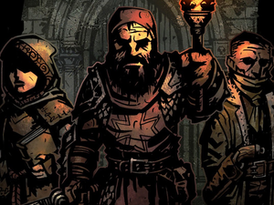 Download the Tablet Edition of Darkest Dungeon to your iPad for only $1 right now