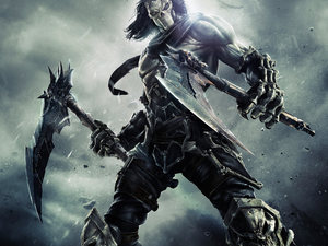 Play as Death in Darksiders 2: Deathinitive Edition on PlayStation 4 for $15