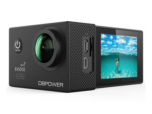 Bring along DBPower's 1080p Action Camera on your summer adventures for $37