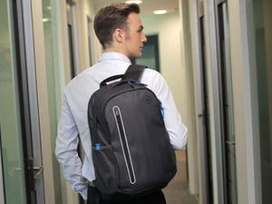 Bring along your laptop with the $25 Dell Urban Backpack