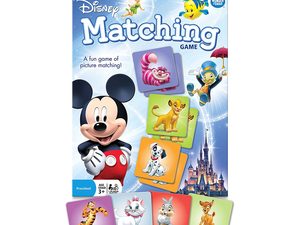 Match together these classic Disney character tiles for just $7