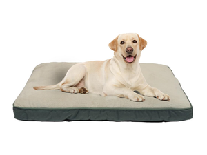 Give your pooch a cozy place to sleep with this $15 Large Gusseted Pet Bed