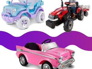 Get deals on Fisher-Price, Little Tikes, and more ride on toys from $21
