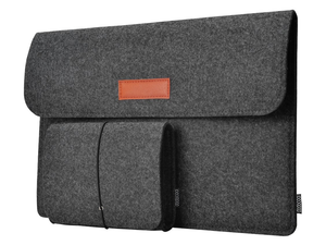 Safely store your laptop during travel for only $8 with this Dodocool sleeve