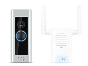 Take 30% off Ring bundles including the Video Doorbell Pro at Home Depot