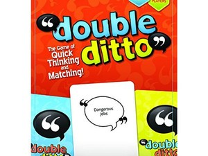 Treat your family to the Double Ditto board game for only $9
