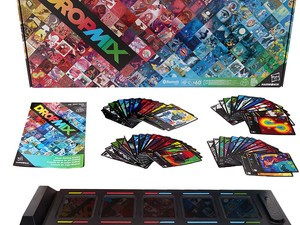 Pick up Hasbro's DropMix Music Gaming System for only $30 today