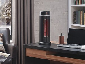 Stay cozy with this $35 Duraflame electric heater