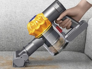 De-dust your home with the $150 Dyson V6 Top Dog bagless cordless hand vacuum