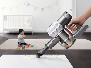 Keep your home in tip-top shape with the $100 Dyson V6 Trigger Handheld Vacuum
