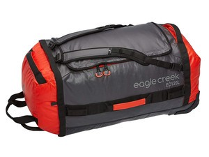 This massive 120L Eagle Creek Cargo Hauler rolling duffel bag is $50 off