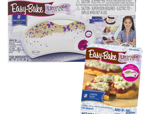 Your kid can be a baking star with this $35 Easy-Bake Ultimate Oven bundle