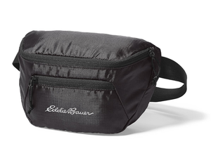 Strap Eddie Bauer's Stowaway Pack around your waist for only $10