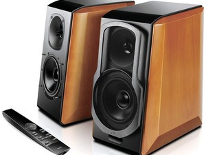 Try a better sound with $80 off Edifier's S2000pro Bluetooth bookshelf speakers