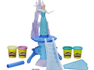 Pick up your Frozen fan the Play-Doh Elsa Enchanted Ice Palace for only $5