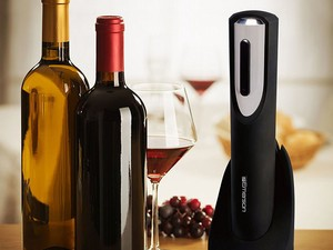 Crack open a bottle or two with this $13 Emerson electric wine opener