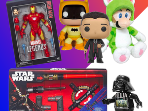 Funko, Star Wars collectibles and more are discounted in this New Year's Blowout Sale