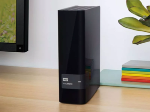 Add 8TB of data to your workstation with $30 off the WD easystore external hard drive
