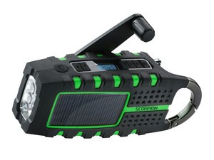 Be prepared for storms with the $29 Eton portable weather radio & phone charger