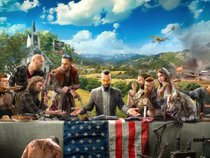 Pick up Far Cry 5 on PlayStation 4 or Xbox One for just $45
