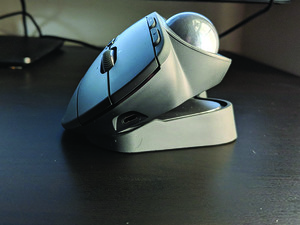 The Logitech MX Ergo trackball mouse is down to its lowest price
