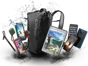 Catalyst unveils waterproof backpack, floating lanyard for iPhone, and more