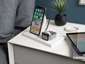 Belkin's new Boost Up Wireless Charging Dock can top up your iPhone & Watch