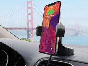 Kenu's new wireless charging car mounts are now available for purchase