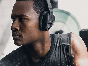 JLab's Flex Sport Headphones are a perfect fit to rock your next workout