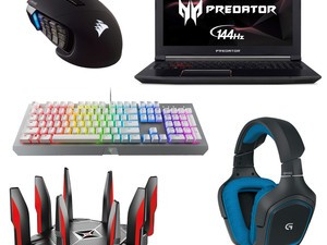 Stock up on discounted PC and gaming accessories in this huge 1-day sale