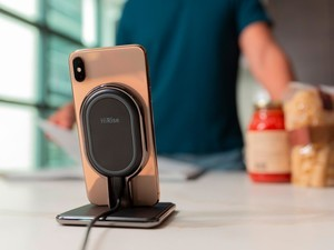 Twelve South's HiRise iPhone charging stand just went wireless