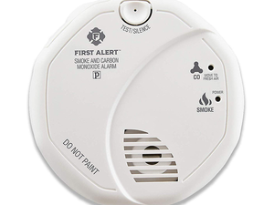 Keep your family safe with this $22 Smoke and Carbon Monoxide Detector