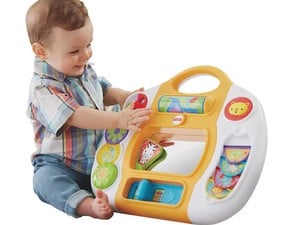 Entertain the kids with this $9 Fisher-Price activity panel