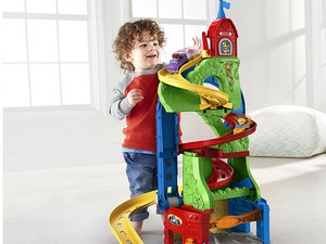 Get the $25 Fisher-Price Little People Sit 'n Stand Skyway