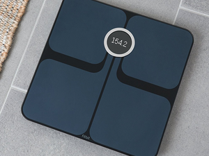 Keep track of your health and fitness goals with Fitbit's $130 Aria 2 Smart Scale