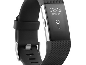 Stay on track with the Fitbit Charge 2 Heart Rate + Fitness Wristband for $99