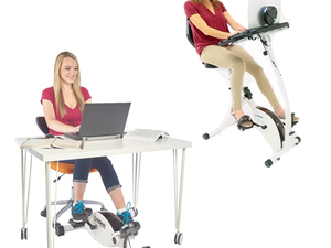 Regain feeling in your legs with up to $50 off new FitDesk models