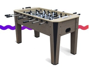 The $140 EastPoint Sports Ellington Foosball Table has never been priced this low