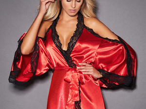 Spice up Valentine's Day night with an extra 20% off discounted lingerie at Frederick's