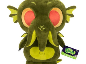Get cuddly with Funko's SuperCute Cthulhu plush for only $7